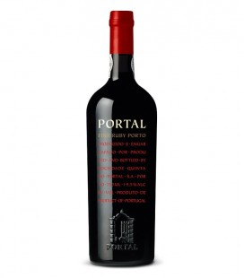 Quinta do Portal Fine Ruby Port