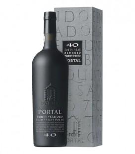 Quinta do Portal 40 year Old Aged Tawny Porto