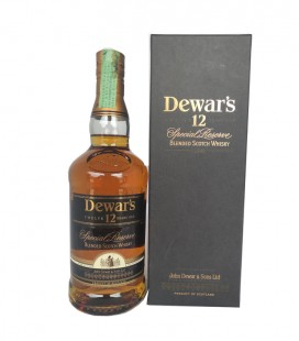 Dewars 12 Years Old Special Reserve