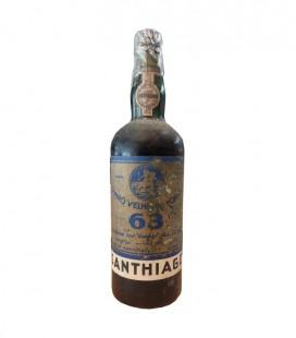 Santhiago vinho velho do porto 1963