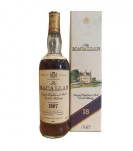 Macallan 18 Years Old Single Malt 1967