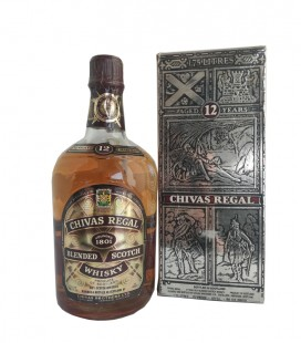 Chivas 12 Years Old Blended Scotch Whisky 1.75L
