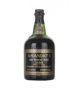 Amandios Old Tawny Port 1938