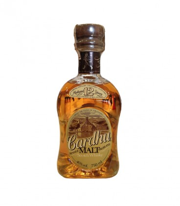 Cardhu Single Malt 12 Years