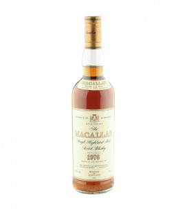 Macallan Single Malt 1976