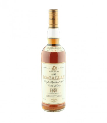 Macallan Single Malt 1976