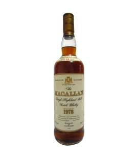 Macallan Single Malt 1978