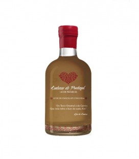 Liquor Choc. c/Ginja Cantares de Portugal 100ml
