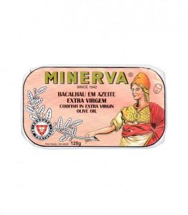 Minerva Cod in Refined Olive Oil