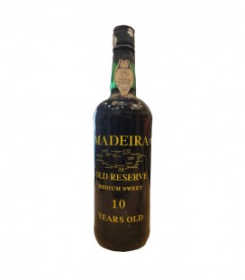 Madeira Old Reserve 10 Years
