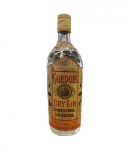 Gin Gordon's Dry Gin Old Bottle