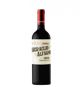 Heraclio Alfaro Rioja Tinto 2017