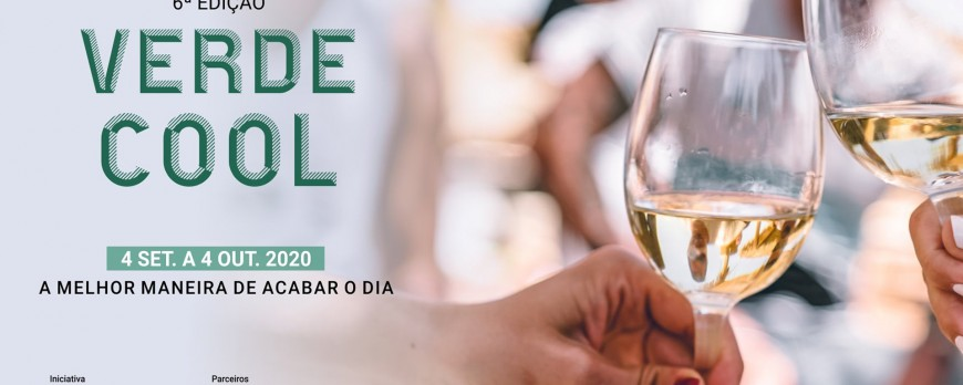 Braga will have a whole month with snacks and green wine at 3,50€