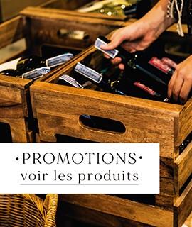 stock off de vin